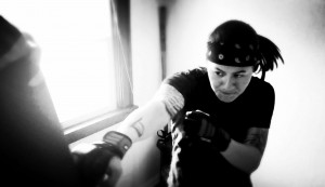 Stacy Kim martial artist