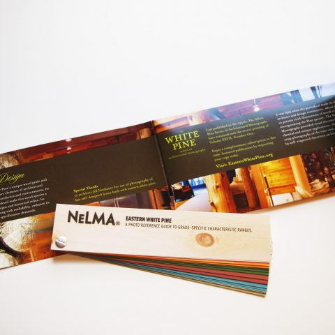 Nelma Swatch Book
