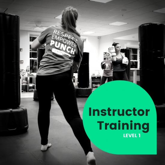 Kickboxing Instructor Training Course: Level 1